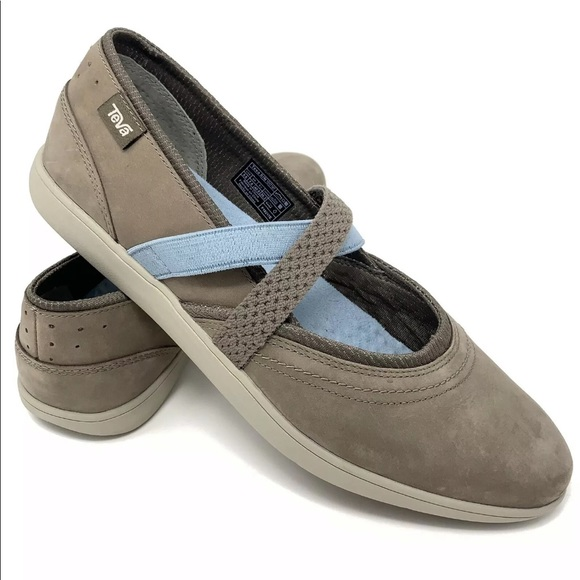 Hydro Life Slip On Ankle Strap Mary Jan